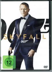 DVD James Bond - Skyfall