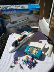 Playmobil Privat Jet