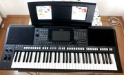 YAMAHA PSR-S770 Keyboard - Digital Workstation