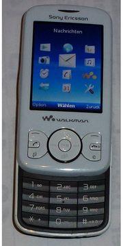 Sony Ericsson Walkman W100i