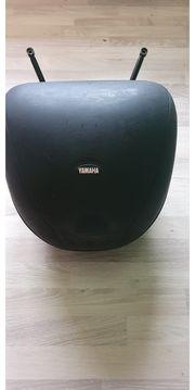 Yamaha Koffer Topcase
