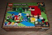 Lego 21153 Minecraft Die Schaffarm