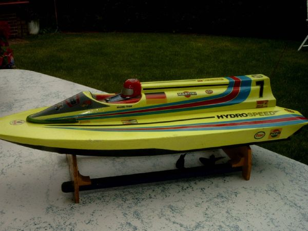 RC-Modellboote