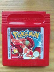Pokemon - Rote Edition