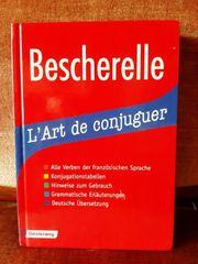Bescherelle französisches Wörterbuch Verben neu