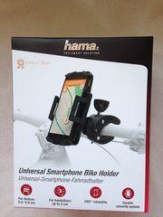 HAMA Universal-Smartphone Fahrrad-Halter NEU ungeöffnet