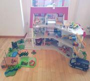 Grosses Playmobil Wohnhaus