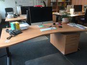 Designer-Schreibtische von Palmberg mit ergonomischer