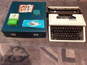 Olivetti Dora Schreibmaschine