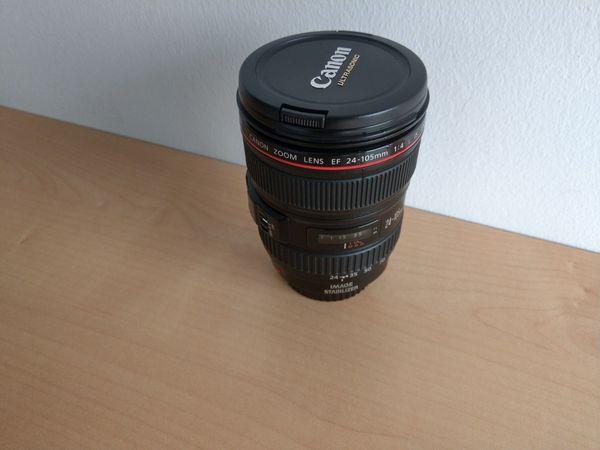 Canon EF 24-105 mm F