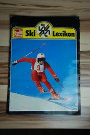 Ski WM-Lexikon 1978