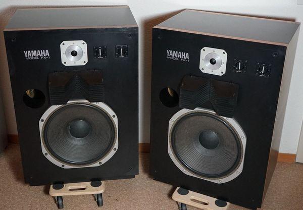 Ultra rare Yamaha FX-1