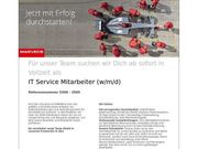 IT Service Mitarbeiter m w