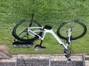 Neuwertiges E Bike Tiefeinstieg nur