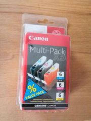 original Canon Multi Pack x3