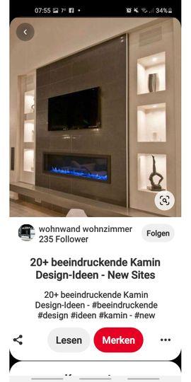 Bild 4 - Wer kann mir TV Wand - Unterhaching