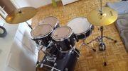 Schlagzeug set Quintus mit remo