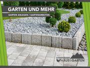 Gartenbau Gartenlandschaftsbau Neubau Garten anlegen