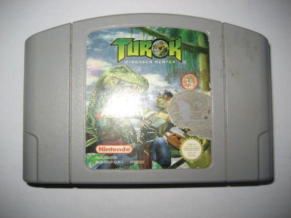 Turok - Dinosaur Hunter Nintendo 64