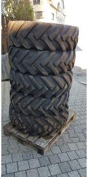 Unimog Radlader Traktor Reifen 12