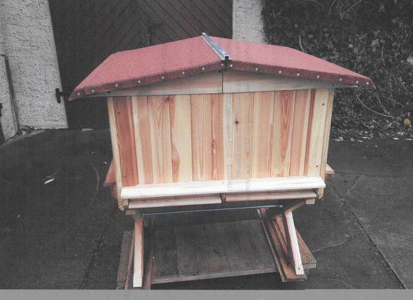 Bienenbeute-Freiständer