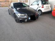 BMW E92 FRONT STOßSTANGE