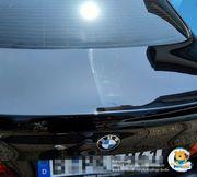 Professionelle Autopflege Lackkorekt Polieren One