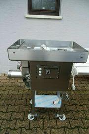 Bizerba Fleischwolf FW-N32S2 in Edelstahl -