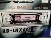 NEU - JVC MP3 CD Radio