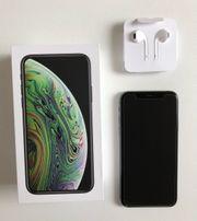 IPhone XS 64GB - spacegrau - wie