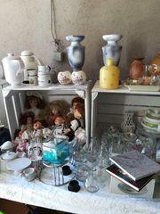 Vielfalt an dekorativen Gefäßen Mengenrabatt