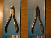 Nagelzange aus geschmiedetem Stahl Fingernagelzange