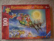 Puzzle 100 Teile Winnie Pooh