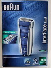 Braun InterFace Excel 3770 Herrenrasierer