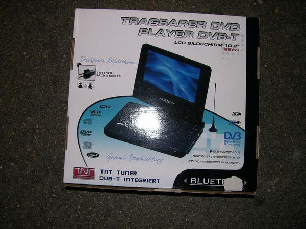 DVD Rekorder Tragbar