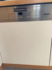 Miele Geschirrspülmaschine neu
