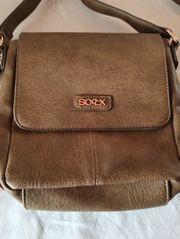 SOCCX neu Umhängetasche Handtasche