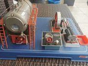 Wilesco Dampfmaschine 1975