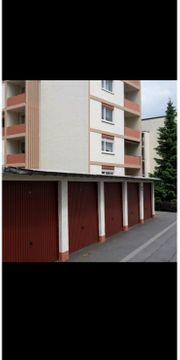 Garage in Viernheim nähe RNZ