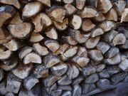 Brennholz Kaminholz Buchenholz