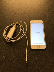 iPhone 7 weiß Gold 32GB