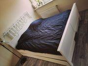 Ikea Hemnes Bett mit Schubladen