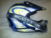 Moto-Cross Helm wie NEU