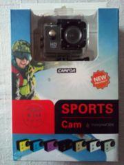 Action Cam HelmCam Unterwasser Kamera