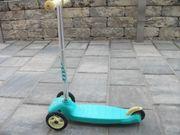 Scooter für Jungen Farbe Gelb