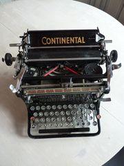 Schreibmaschine Continental antik