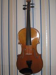 Alte Meistergeige Instrumentenmacher Johann Klier