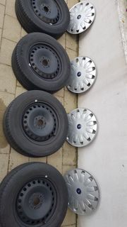Stahlfelgen 6 1 2 JX16X50