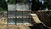 Gitterboxen für lagerzwecke 100 St