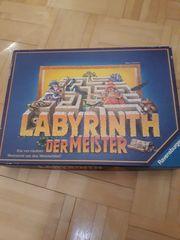 Labyrinth der Meister- Ravensburger Spiel